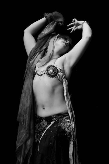 Fantasy belly dance festival