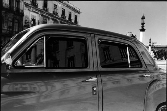 Parked by the capitolio