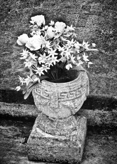 Grave flowers 2