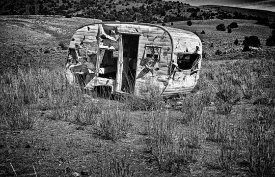 Lost trailer