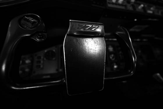 777 yoke