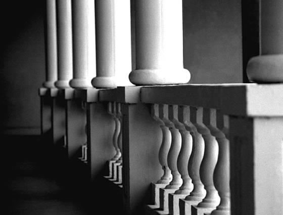 Subiaco columns