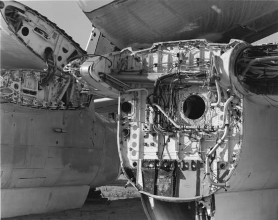 Aircraft salvage