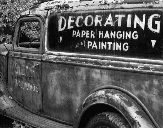 Painters panel