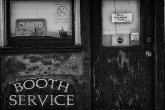 Booth service