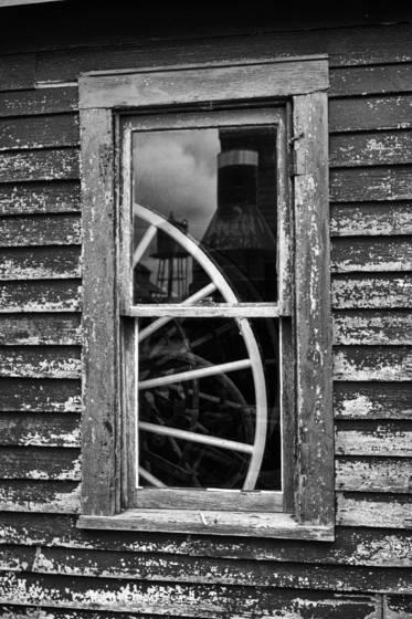 Wheel inside