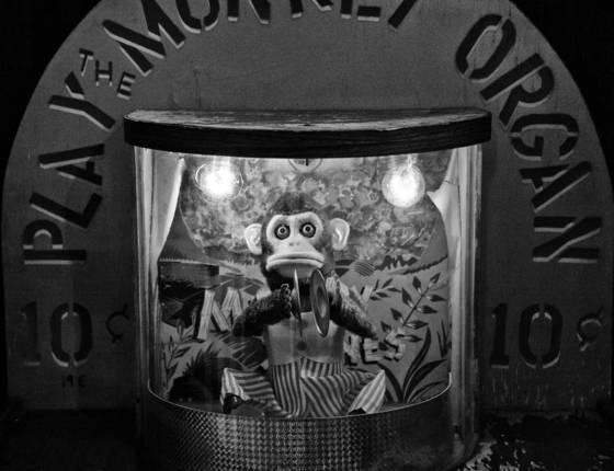 Monkey organ