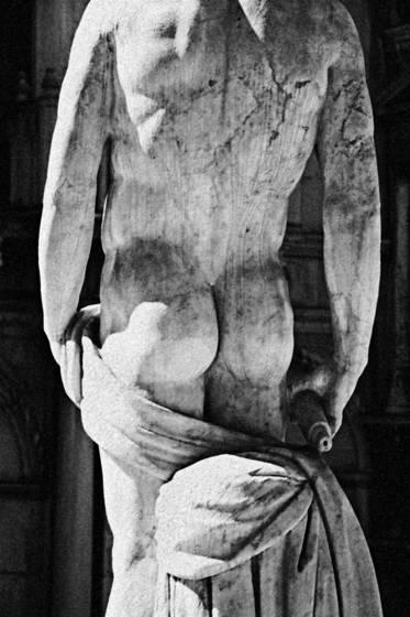 Statue of mars