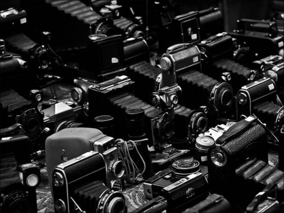 Camera stock