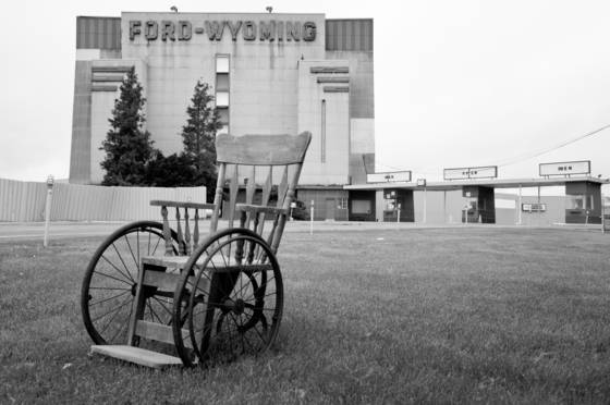 Ford wyoming