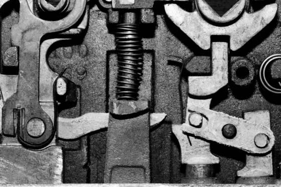 Lockwood mortise lock