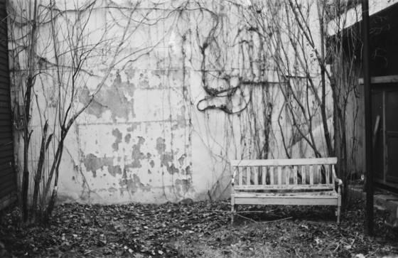 Hidden peace corner