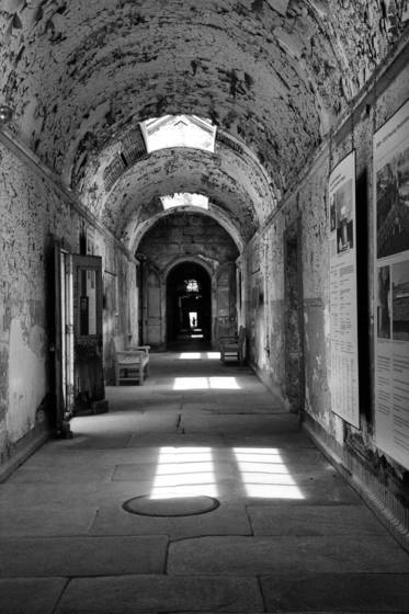 State penitentiary  hall 2