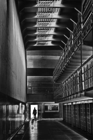 Alcatraz exit