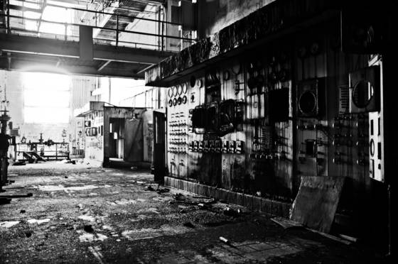 Abandoned industry 11