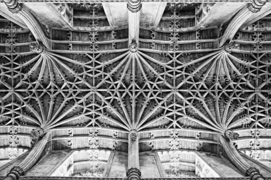 The quire vault