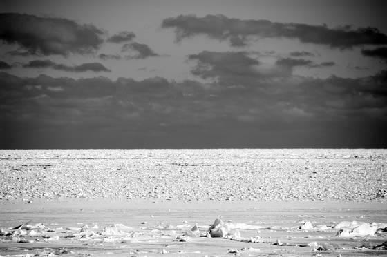 El lago en el invierno 2