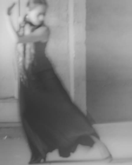 Spanish dancer 1