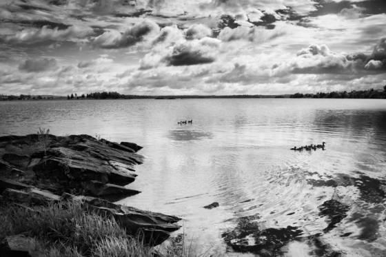 Osisko lake 1
