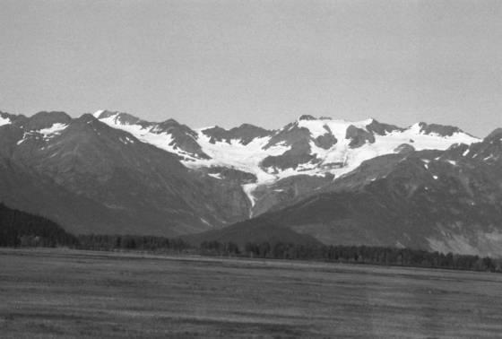 Denali mountain range 2