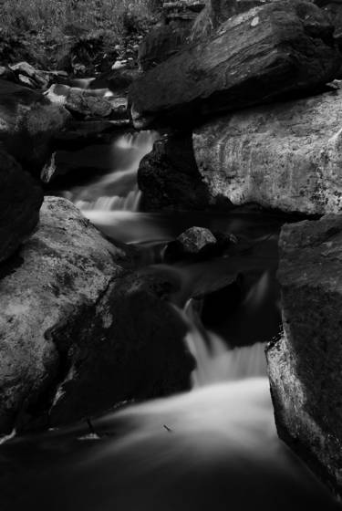 Rushing water 1