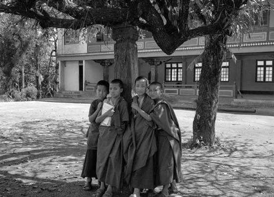 Phodang monastery