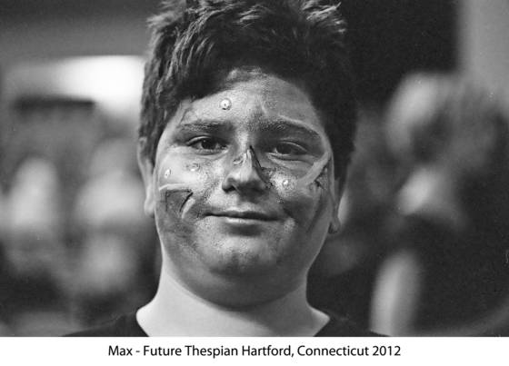 Max   future thespian