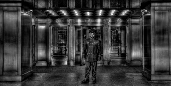 Chicago bellboy