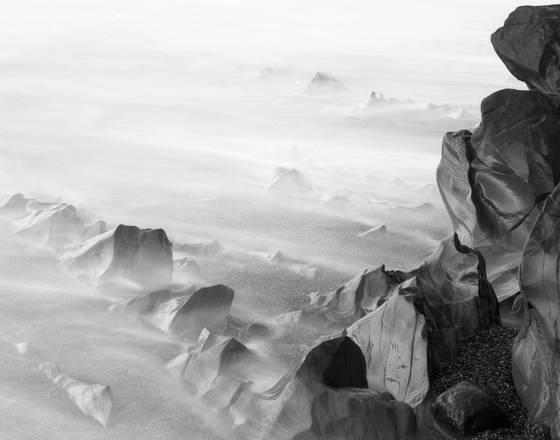 Sea desert