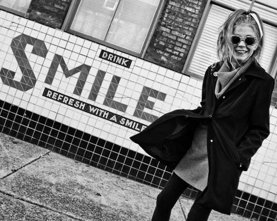 Drink smile