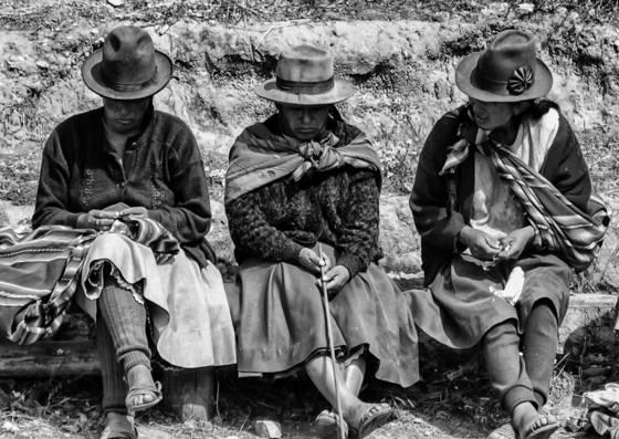 Inca mothers