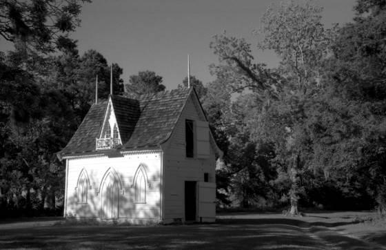Plantation ice house