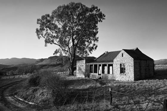 Orania farmhouse