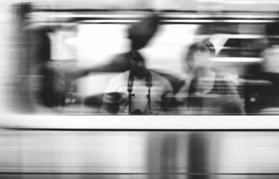 Subway portraiture