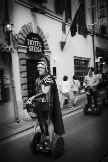 Centurion segway