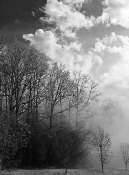 Appalachian morning