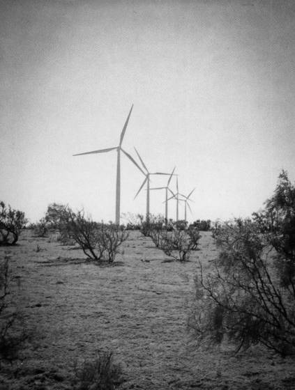 Panhandle turbines