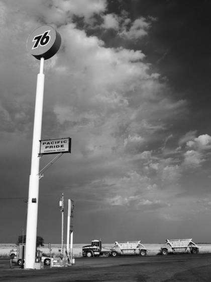 580 truck stop