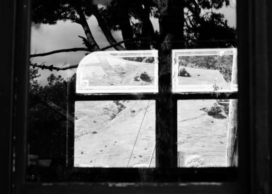 Railcar reflection