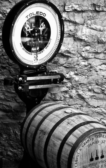 Bourbon weight
