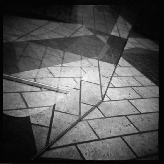 Circle and squares