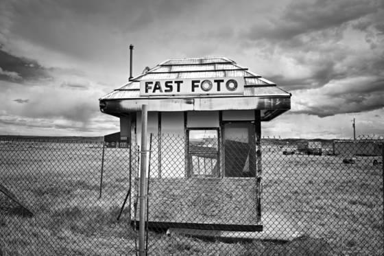 Fast foto