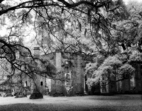 Old sheldon ruin
