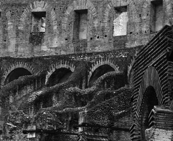Facade coliseum