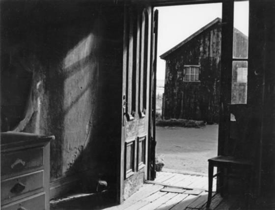 Lonely doorway