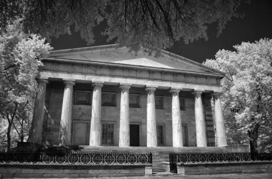 Second bank in infrared
