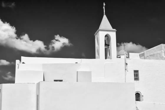 Old akko church