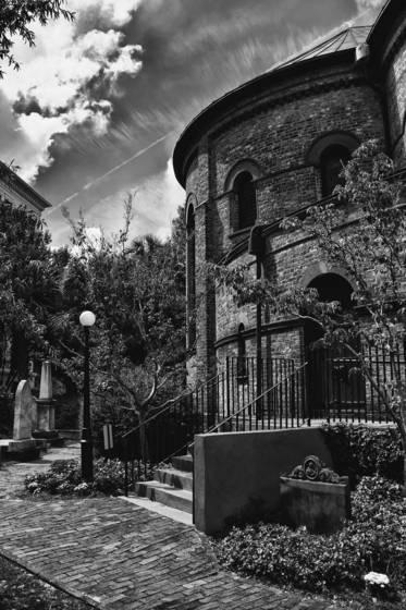 Round church