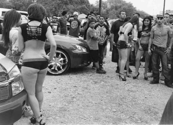 Lowrider show models