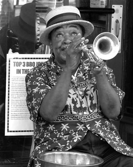 The beale street blues